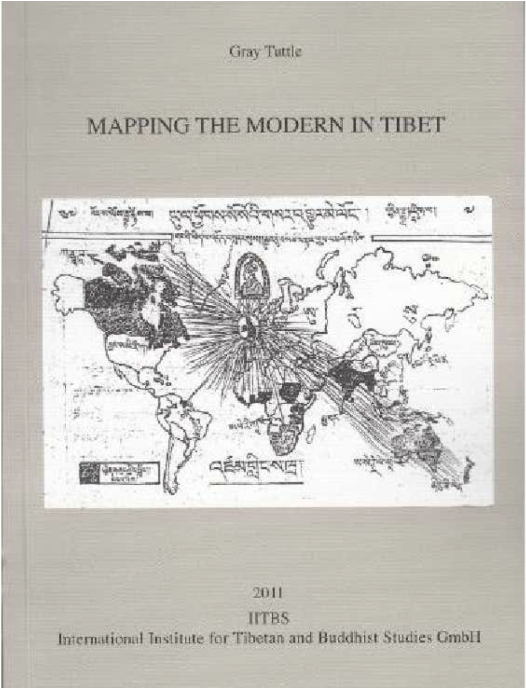 Mapping the Modern book cover